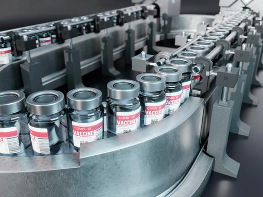 Canadá recibirá 2,4 millones de dosis de la vacuna COVID-19 esta semana