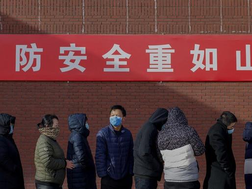 Segunda vacuna china COVID-19 es efectiva