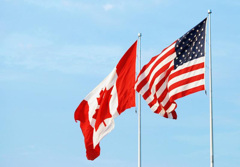 Aquellos que lleguen a Canadá a través de la frontera terrestre de EE. UU. deben presentar una prueba COVID-19 negativa.
