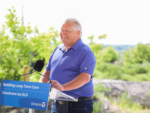 Ford afirma que Ontario no implementará los pasaportes de vacunación