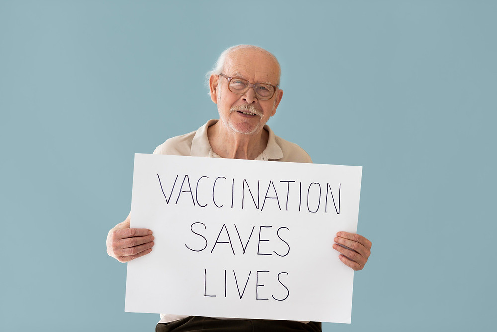 Casi el 90% de los canadienses están dispuestos a vacunarse contra el COVID-19, según una nueva encuesta.