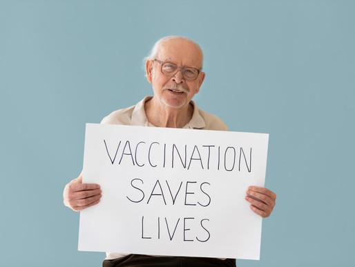 Casi el 90% de los canadienses están dispuestos a vacunarse contra el COVID-19