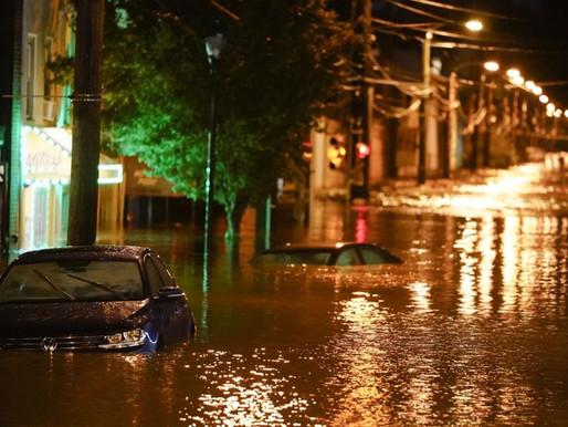 El huracán Ida deja más de 45 muertos en la costa este de EE. UU.