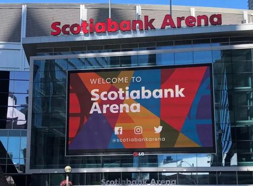 Scotiabank Arena será centro de registro de votantes