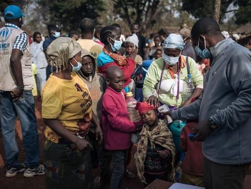 Refugiados rechazados en cantidades récord
