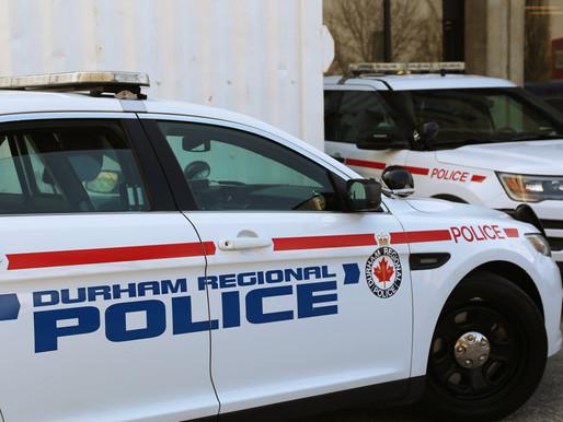 La policía detuvo una reunión ilegal de automóviles en Oshawa con más de 300 personas