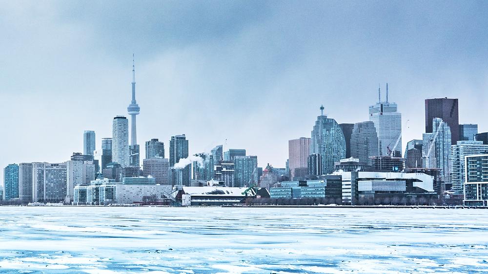 Si se desencadena un vórtice polar, podría atravesar el sur de Ontario y Canadá.