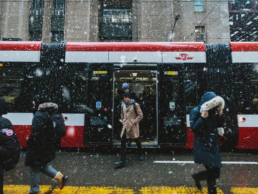 ¿Más nieve en camino para Toronto?