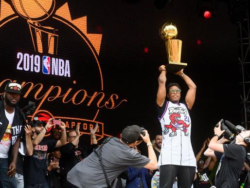 Fin de una era: Kyle Lowry se une a los Miami Heat después de nueve temporadas con los Raptors