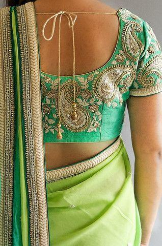 Silk-Sarees-Blouse-Back-Designs-For-Wedding-2015