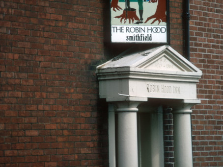 HISTORY: ROBIN HOOD