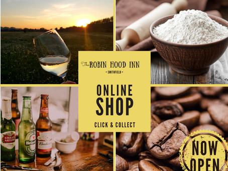 • Online Shop •