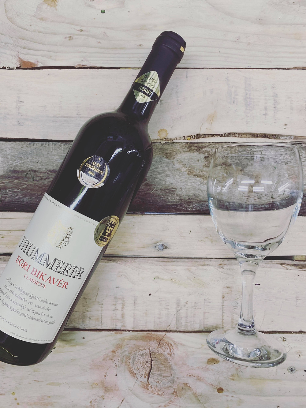 Hungarian Wine thummerer egri bulls blood-2015