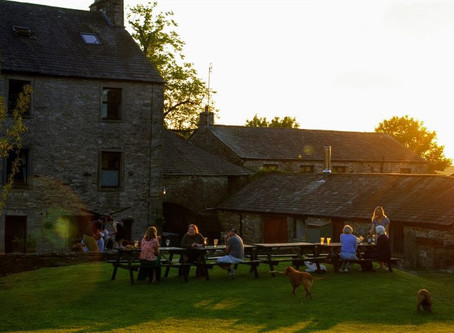 Stay in Cumbria: New Ing Lodge