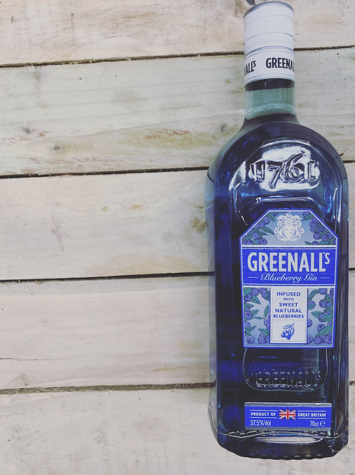 Greenall's Blueberry Gin - 70cl
