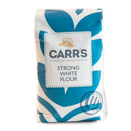 1kg Carrs Strong Bread Flour