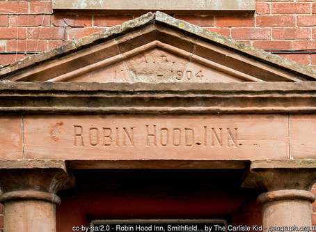 History: RED HOUSE - Robin Hood