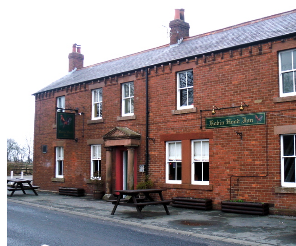 in the news and star pub fire destroys kitchen of north cumbrian pub/