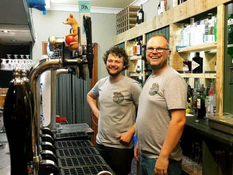 In the News: Community helps fire-hit Cumbrian pub open on time