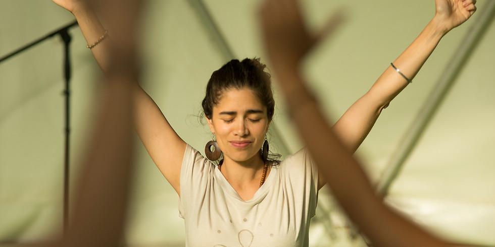 Méditation Communication Céleste