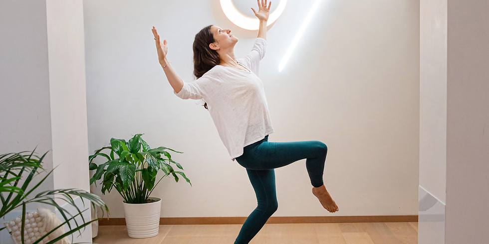 Embodied Yoga Flow avec Delphine (FR)
