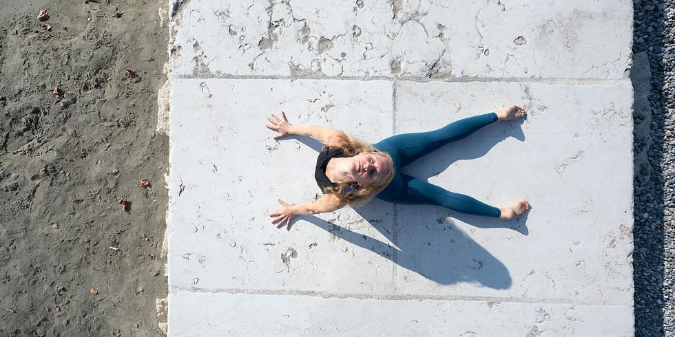 """Yin Yoga """"Un nouvel élan""""  avec Cécile (FR)"""