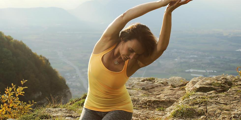 Yoga régénératif avec Aurélie (FR)