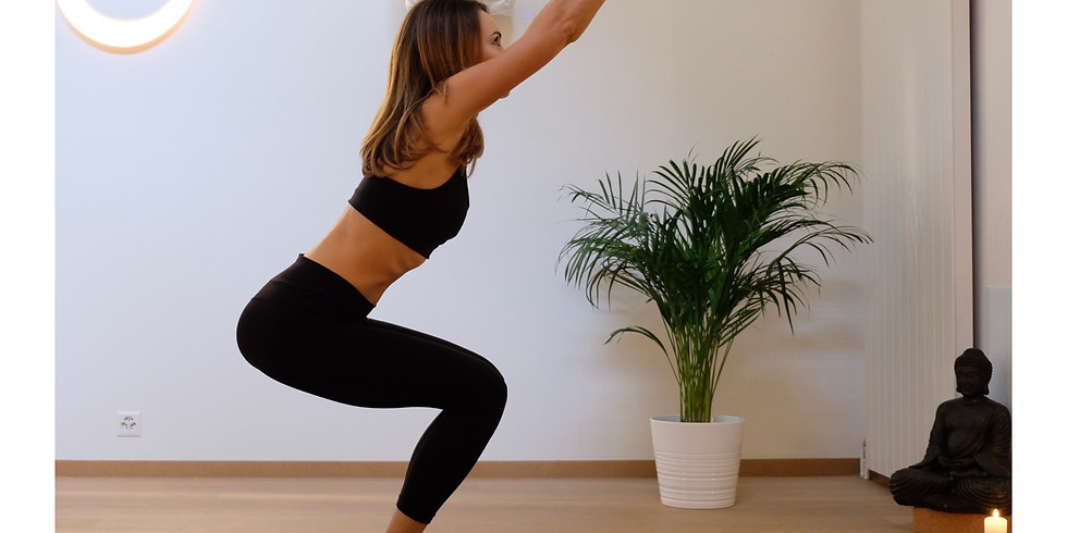 Prenatal Yoga with Nadine (EN / FR)