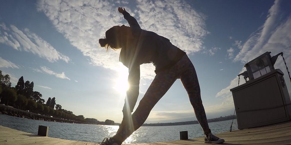 Vinyasa yoga avec Soraya (FR)
