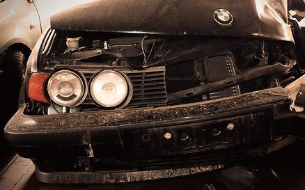 Unfallschaden BMW Schröpel