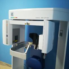 Новый метод обследования - дентальная томография