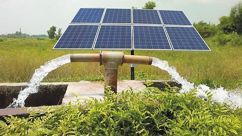 DC Solar Well Pump