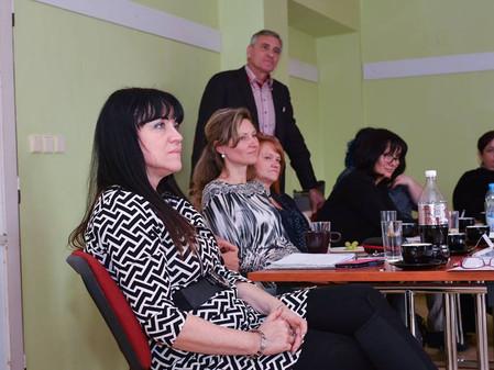 Kurz Image ředitele manažera proběhl v Ivančicích