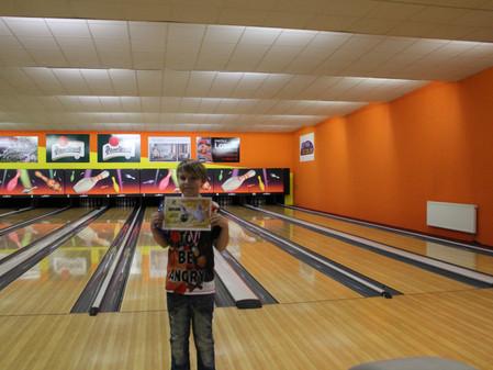 Školní bowlingová liga zná své vítěze i v kategorii jednotlivců