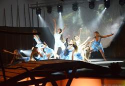 taneční intro
