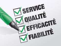 Service de Qualité