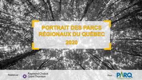 Portrait des parcs régionaux en 2020 : une année sous le signe de l'effervescence
