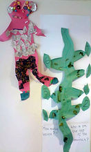 Sticky Fingers Nursery Jack and the Beanstalk Display