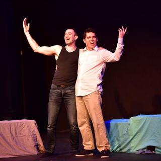 Medagán | Joe Godley (left), Christian Caliva (right) | Think Fast festival 2019