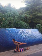 AcroYoga & SeaWalls