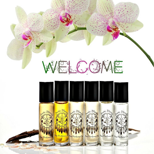 Auric Blends Roll-on Perfume Oils