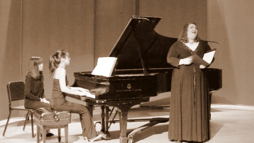 Collaboration with singer Sara Guttenberg