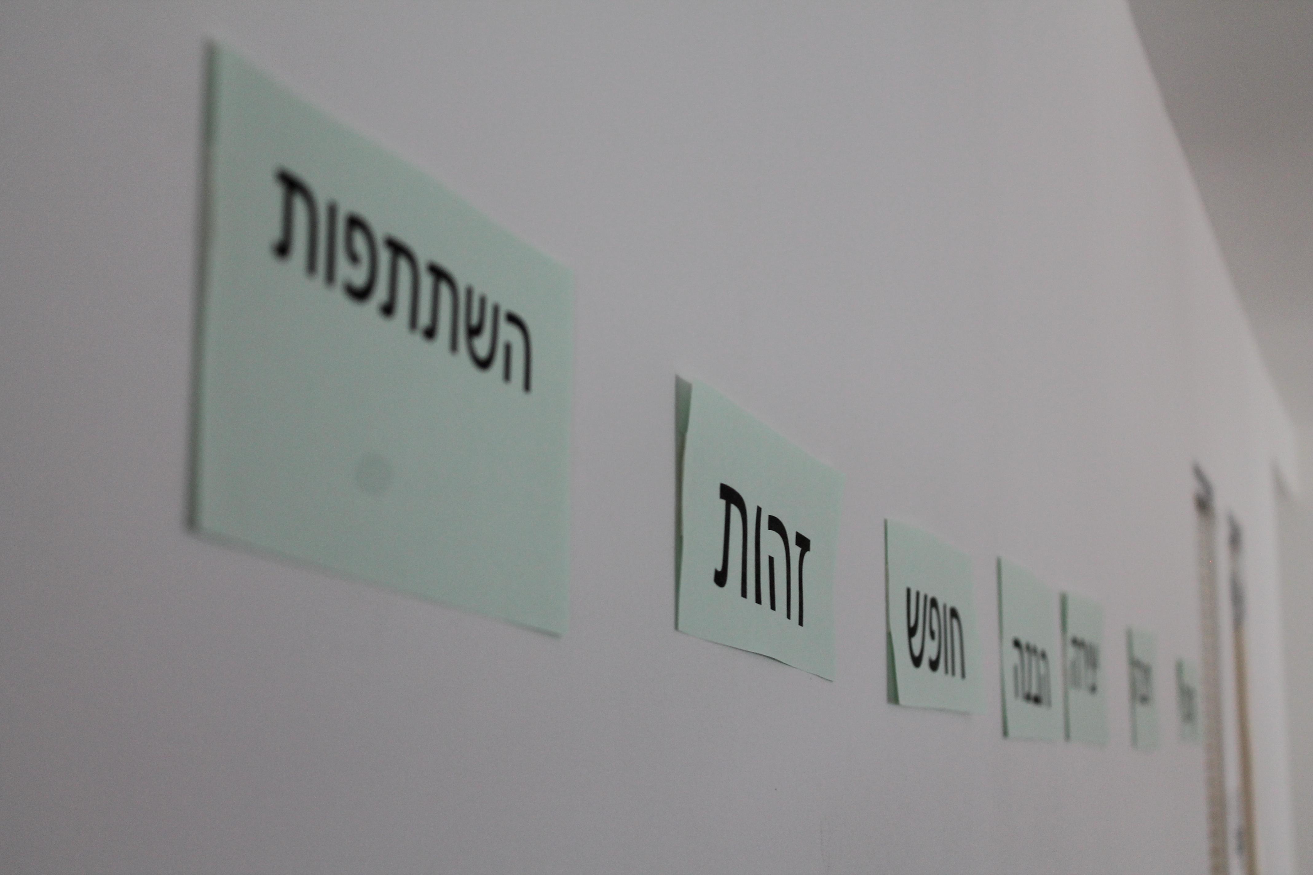 קיימות חברתית מפגש שלישי 17.11.15