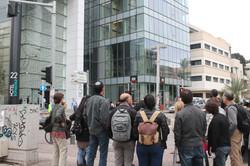 Urban sustainability tour