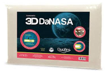 Travesseiro 3D da Nasa DUOFLEX