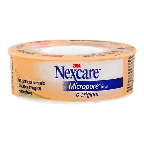Fita Microporosa BEGE 12,5mm x 10m