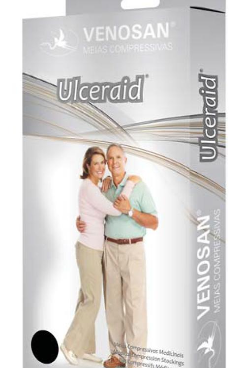 Meia Compressiva 30-45 mmHg Ulceraid VENOSAN