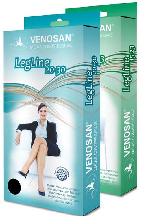 Meia Compressiva 15-23 mmHg 7/8 LegLine VENOSAN