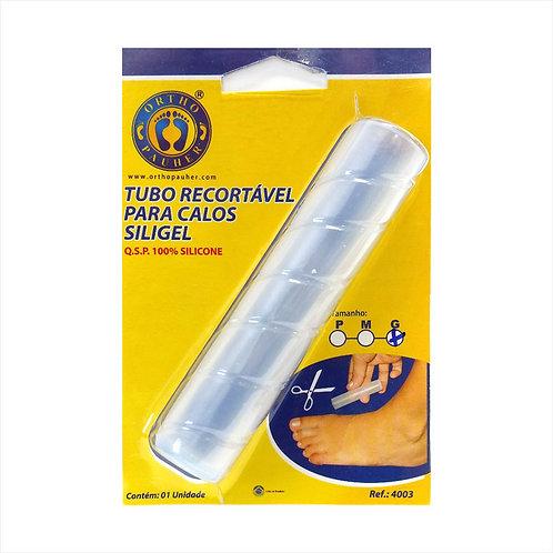 Tubo Recortável para Calos Siligel ORTHO PAUHER