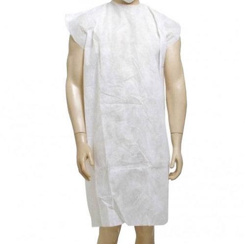 Avental Sem Manga Branco c/10 HNDESC